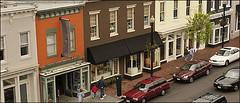 Cady's Alley -- Georgetown, Washington, DC