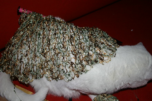 Samsam, Samsam - the cat who could knit a hat