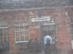 Gorsaf Wellington