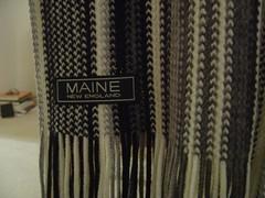 Maine's Scarf
