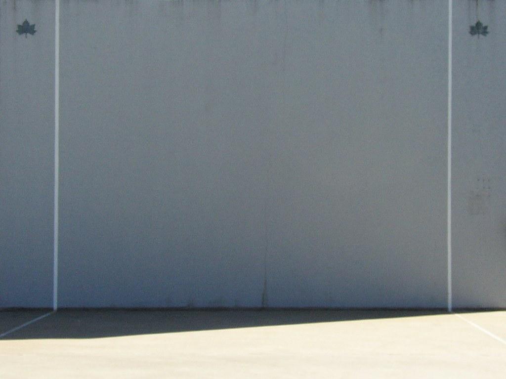 handball wall