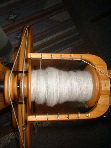 merino-casmere yarn