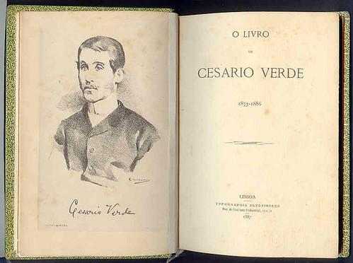 O Livro de Cesario Verde