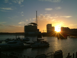 The Last Day in Cardiff, Wales (Sunday)