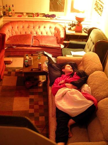 Vince Sleeps