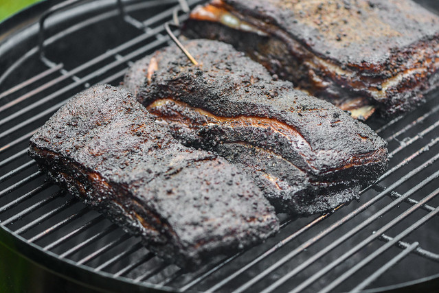 Texas-style Pork Belly