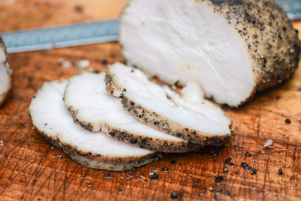 Texas-style Smoked Turkey