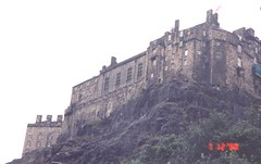 Edingurgh Castle, Scotland