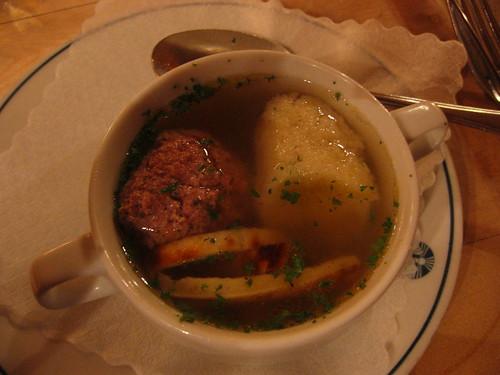 Hochzeits-suppe
