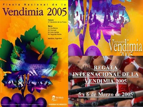 1 Regata Vendimia 2005