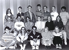 Sondermarksskolen 9b (1993)