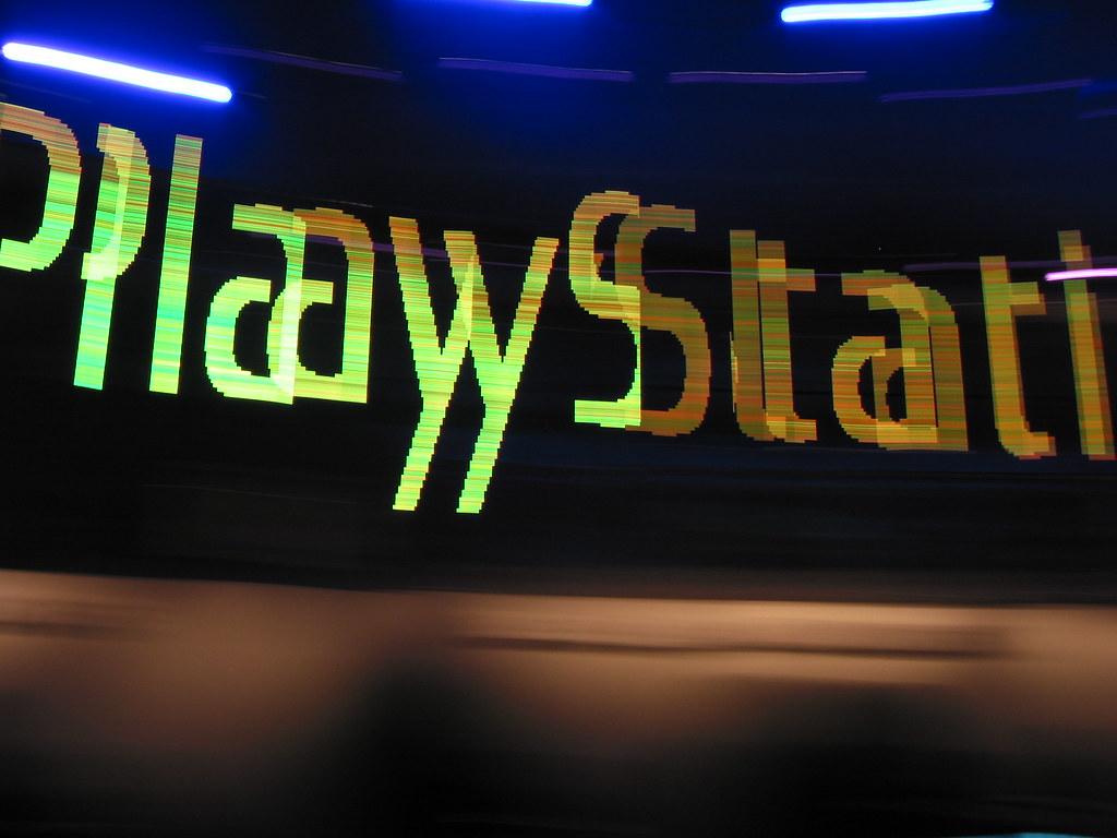 PlayStation Lights