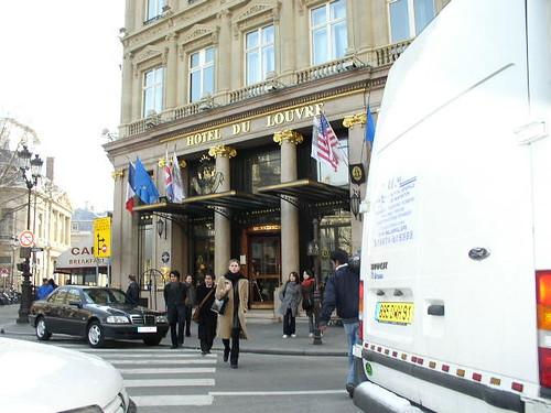 l'Hotel du Louvre