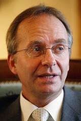 Defence Minister Henk Kamp