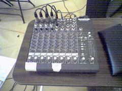 Our mixer