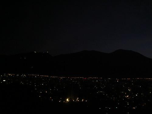 Caracas, antes de amanecer