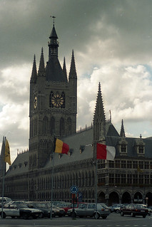 The Cloth Hall, Ypres, Belgium