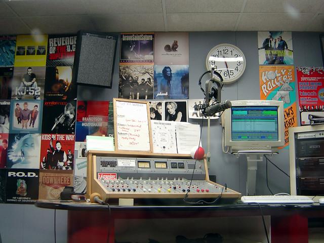FUSE FM Studio   Huntington University's Radio Station, FUSE