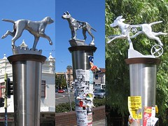 The Clockwork Dogs of Newtown | by MLHS