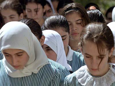 Palestine mourns