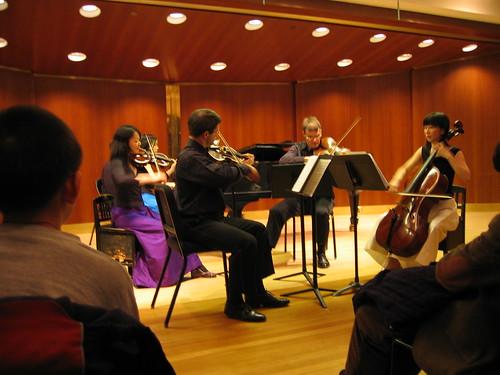 Dvorak piano quintet