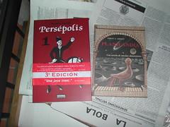 Persépolis y Planilandia