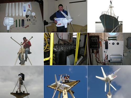 Wind generator story