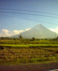 Beautiful Mt. Mayon