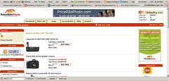 """PriceRitePhotos Supposed """"Out of Stock"""" Camera 