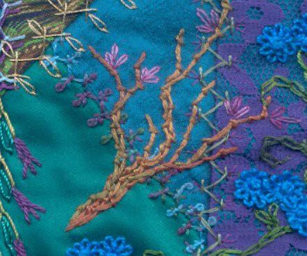 Coral stitch
