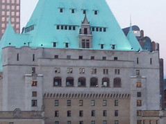 The Roof at the Hotel Vancouver