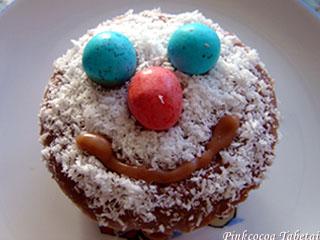 IMBB - Monster Cupcake
