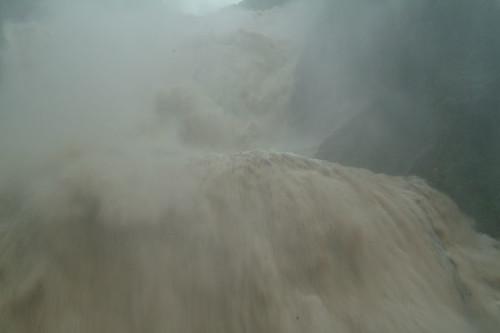 実は袋田の滝