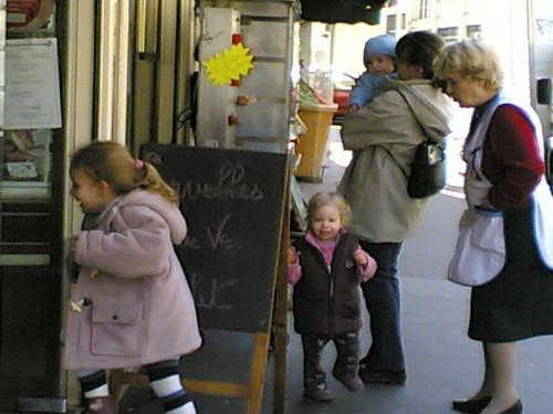 Les Petites-filles de la Charcutière