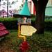 Pluto's hydrant