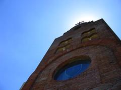 Caleruega Chapel fascade