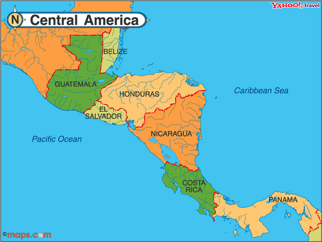 Central America | Ryan Henderson | Flickr on