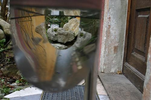Mailbox mirror