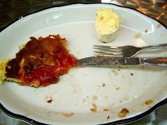 eaten pancakes