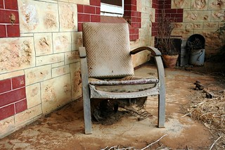 Old chair | by Kristian Golding