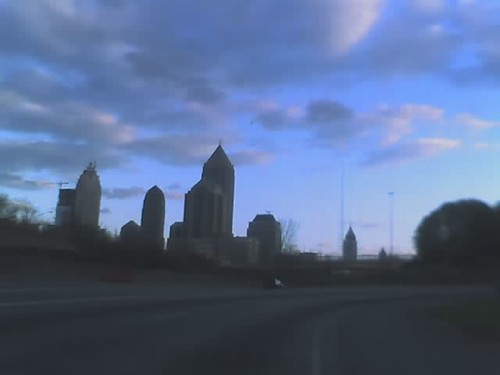 I-85 downtown