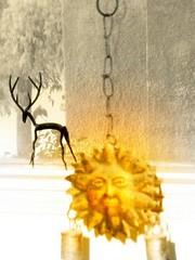 Glowering Sun