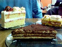 Cookies & Cream - cakes