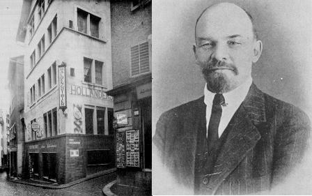 Dada Lénine