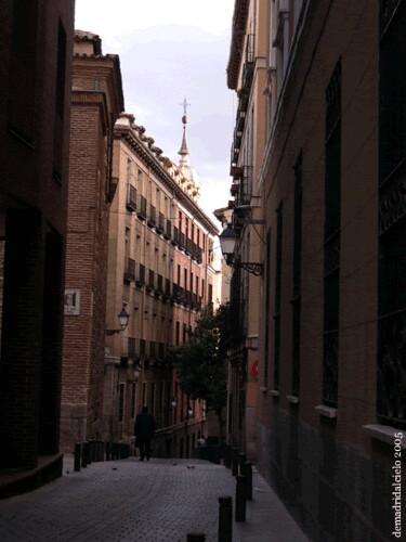 callejuelas de Madrid