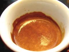 Doma Vito's Espresso shot