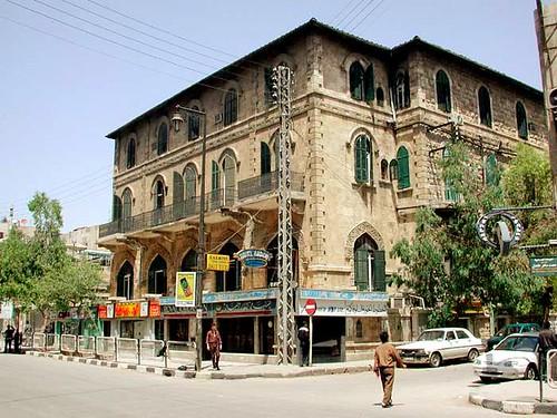 Baron Hotel, Aleppo1