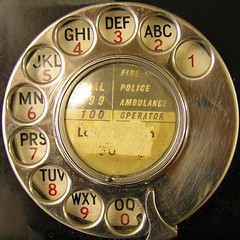 telephone dial   by Leo Reynolds