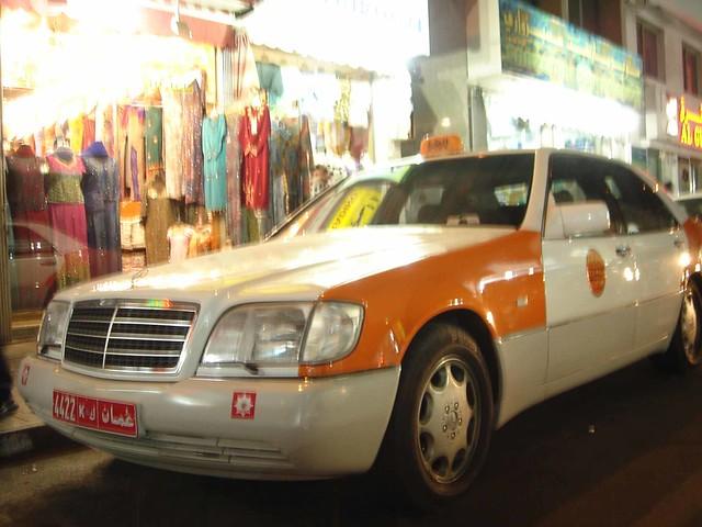Oman Taxi S500L
