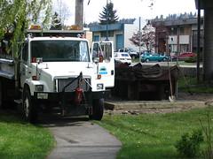 Log Roller April 14, 2005